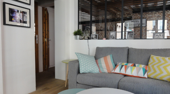 B&B, Furnished apartment rental Lille, aparthotel, holiday rentals, vacation
